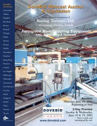Boeing Toronto Brochure
