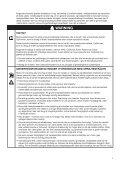 Betjeningsvejledning - Page 3