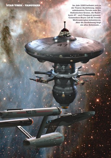 Auszug aus der Verlagsvorschau 2008 (pdf) - Star Trek Romane