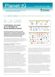 Planet'R#10 - NEOMA Business School