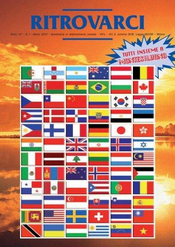 Leggi la rivista RITROVARCI n.1 2012 - fais