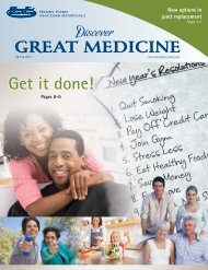 Get it done! - Henry Ford Macomb Hospitals