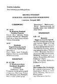 opolski kwartalnik informacyjno-metodyczny - Bibliotekarz Opolski - Page 7