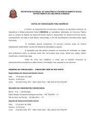 EDITAL CONVOCAÇÃO. 23-04-2008 doc - Secretaria de ...