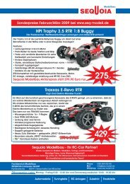 HPI Trophy 3.5 RTR 1:8 Buggy Traxxas E-Revo RTR