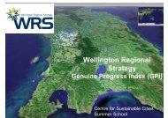 Genuine progress indicator - New Zealand Centre for Sustainable ...