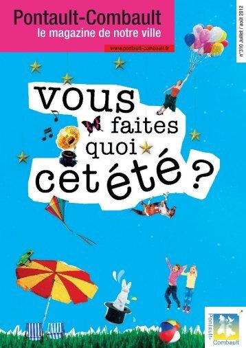 Motus et bouche cousue site officiel de la ville de for Piscine de pontault