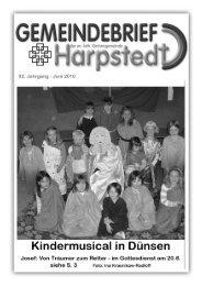 Juni 2010 - Evangelisch-lutherischer  Kirchenkreis Syke-Hoya