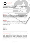 Sickness Absence - Bedales Schools - Page 3