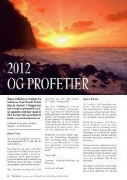 2012 og profetier - Neale Donald Walsch