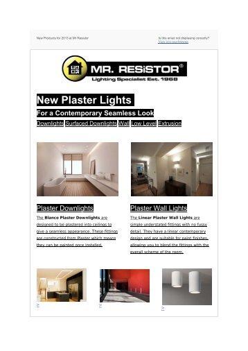 110 free magazines from mrsistor new plaster lights mr resistor aloadofball Gallery