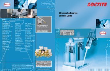 Structural Adhesives - Henkel Content Management System