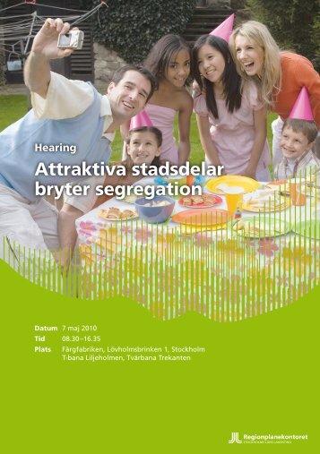 Se programmet - SLL Tillväxt, miljö och regionplanering (TMR)
