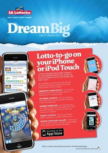DreamBig - SA Lotteries