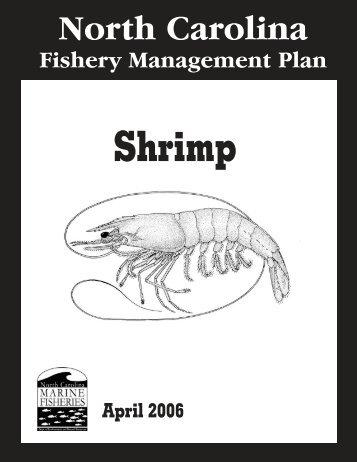 Shrimp FMP - Division of Marine Fisheries