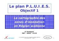 Le plan P.L.U.I.E.S. - sbgimr