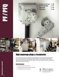 PF PFQ High Amp Plugs