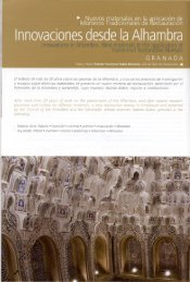 Descargar artículo - Alhambra y Generalife