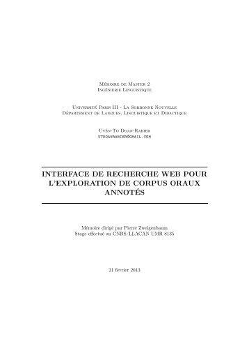 mémoire au format PDF - Accueil