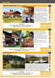 Bauernhof · Gästehaus · Ferienwohnung - Halblech