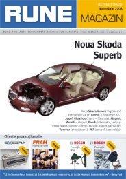 Rune_noiembrie BT_27.10.2008 - RUNE Piese Auto