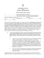 Field Trip Permission Form - Oldenburg Academy