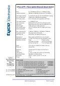 8 Port UTP 10/100Mbit/s Ethernet Smart Switch ... - YE International - Page 2