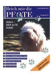 Weiterbildung - dogmotion® - Trainingstherapie für Hunde
