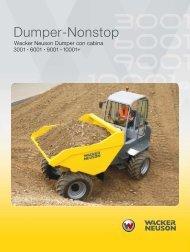 Dumper-Nonstop - Wacker Neuson