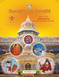 Special Issue - Sri Sathya Sai Books & Publication Trust