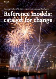 Trend - Reference models: catalyst for change - solutionproviders