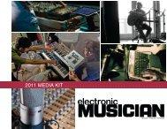 2011 MEDIA KIT - NewBay Media