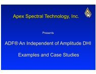 Exploring with ADF DHI Technology April 18, 13(pdf) - Apex Spectral ...