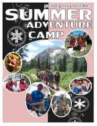 2013 Single Page Summer Advenuture Camp ... - City of Gunnison