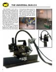 Reliable Low Cost Motion Control. The Ultimate ... - Bug-O Home - Page 2