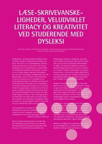 læSe-SKrivevaNSKe - Viden om Læsning