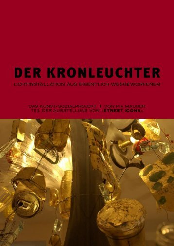 """Kronleuchter"" (473kb PDF) - Soul Works Foundation"