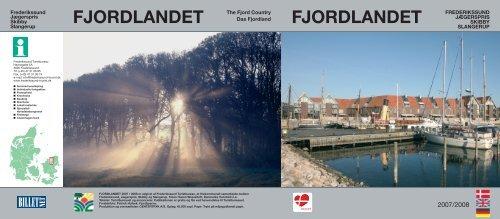 FJORDLANDET FJORDLANDET - Her flytter snart en ny gæst ind