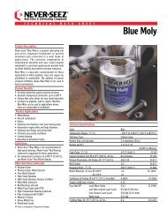 Blue Moly - Bostik, Inc