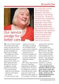 Spring News 2013 - Beating Bowel Cancer - Page 5