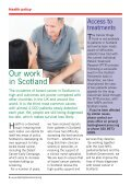 Spring News 2013 - Beating Bowel Cancer - Page 6