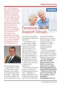 Spring News 2013 - Beating Bowel Cancer - Page 7