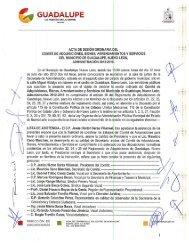 r5... GUADALUPE g ' - Municipio de Guadalupe