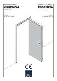 Leggi - DI.BI. Porte Blindate