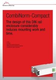 CombiNorm-Compact - Bopla