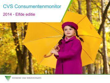 Consumentenmonitor 2014