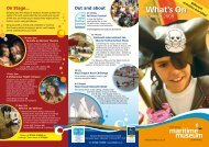 What's On - National Maritime Museum Cornwall