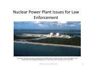 NPP Presentation - Martin County, Florida