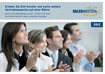 SALESMASTERs & Friends - Dirk Kreuter