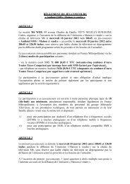 RJC - Audiotel - SMS - Maison à vendre 18 01 12 - M6